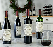 Vintage Wine Kevin OLeary 12 Bottle Holiday Reserve Auto-Delivery - M57737