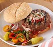 SH 5/14 Valerie Bertinellis (12) 5-oz Meatball Burger Auto-Delivery - M58937