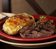 Kansas City (8) 5 oz. Top SirloinSteaks& (8)5oz.Potatoes Auto-Delivery - M43838