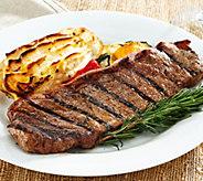 Kansas City Steak Company (6) 10 oz. Strip Steaks - M51138