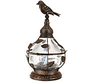 Solar Rotating Table Top Bird Light - M51638