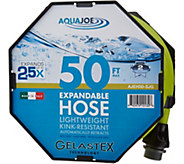 Aqua Joe 50 Expandable Lightweight Kink-Free Hose - M54538