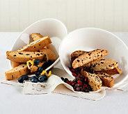 DiBella Famiglia (48) Blueberry Lemon & Cherry Choc. Biscottis - M44739