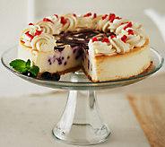Juniors 8 White Chocolate Blueberry Swirl with Graham - M47839