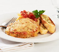 Stuffin Gourmet (10) or (20) 5 oz. Traditional Chicken Parm