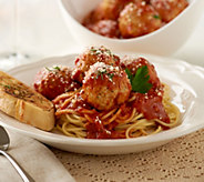 Stuffin Gourmet 4 lbs. of Italian Chicken Meatballs with Marinara Sauce - M54039