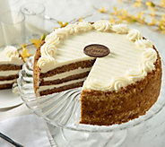 Juniors 5.5 lb. Carrot Cake Easter Layer Cake - M54539