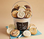 Cheryls Cookie Pail - 16 Assorted Cookies - M117140