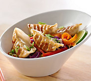 Perfect Gourmet 100 pc Chicken, Pork, Shrimp, or Vegetable Potstickers - M50840