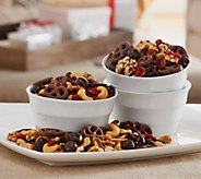Ships 12/15 Germack (3) 15 oz. jars of Chocolate Mint, Pretzel & Nuts - M51240