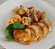 Stuffin Gourmet (8) 6 oz. Apple and Smoked Gouda Stuffed Chicken - M53340
