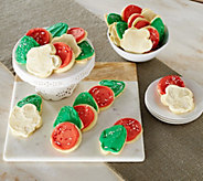 Cheryls 60 Piece Holiday Frosted Cookies Auto-Delivery - M53640