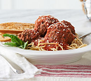 The Flying Meatballs 6-lbs of 24 Meatballs with Sauce - M55940