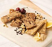 Santa Barbara (18) 1.58 oz. Fruit, Nut, and Seed Snack Bars - M50441