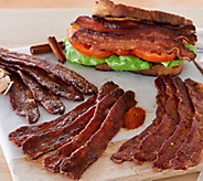 Pig of the Month 4 lb. Seasoned Thick Sliced Bacon Assort. - M50841