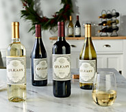 Vintage Wine Kevin OLeary 12 Bottle Holiday Reserve Wines - M56941