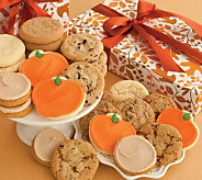 Cheryls 24-pc Fall Assorted Cookie Box - M111442