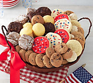 Cheryls Patriotic Bakery Basket - M117142