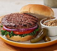 Bobby Chez (20) 4 oz. Bison Burgers - M48042