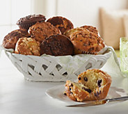 Jimmy the Baker 24 Piece Classic Muffin Assortment Auto-Delivery - M50742