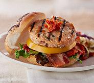 Graham & Rollins (14) 3.5 oz. Salmon Burgers - M50942