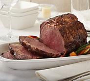 Ships 11/7 Kansas City Steak Company (2) 4-4.5 lb. Prime Rib Roast - M51242