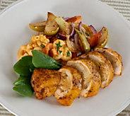 Stuffin Gourmet (16) 6 oz. Apple and Smoked Gouda Stuffed Chicken - M53342