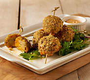 Stuffin Gourmet (30) Parmesan Crusted Jumbo Size Chicken Cheese Balls - M44443