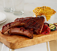 Corkys BBQ (4) 1 lb. Rib Racks & 2 lb. Baked Potato Auto-Delivery - M47443