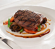 Kansas City Steak Company (8) 8 oz. Top Sirloin Steaks Auto-Delivery - M50943