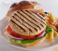 Rastelli Market Fresh (10) or (20) 5 oz. Turkey Craft Burgers