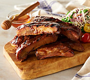 Corkys BBQ 6 lbs. of Center Cut Rib Pieces Auto-Delivery - M53843