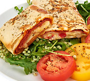 Leonettis (6) 12 oz. Gourmet Stromboli - M54943
