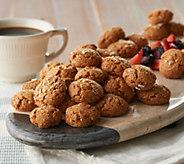 Lazzaroni (2) 10.6-oz Tins of Amaretti Cookies - M56943