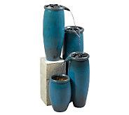 Kenroy Home Agua Indoor/Outdoor Floor Fountain - M110644