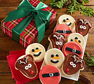 Cheryls Fancy Holiday Cutouts - 12 Cookies - M115944