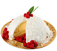 Sweet Endings 4 lb. 12 oz. Sweet Georgia Coconut Bombe - M45045
