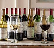 Vintage Wine Estates Kevin OLeary Reserve 12-Bottle Set - M49645