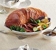 Rastelli Market Fresh 7.5-8.5 lb. Boneless Sliced Ham - M52645