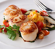 Graham & Rollins 3 lbs. Colossal TruDry Sea Scallops - M55645