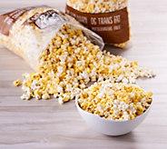 Farmer Jons Set of 2 Large 1.5-gallon Popcorn Bags - M58045