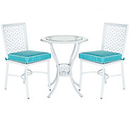 Scott Living 3-piece Cape May Bistro Set - M48546
