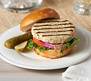 Rastelli Market Fresh (10) 5 oz. Turkey Craft Burgers - M54747