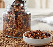 Germack (3) 15 oz. Jars of Backyard Gourmet Fruit & Nut Mix - M55547