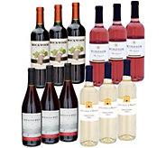 Vintage Wine Estates 12 Bottle Discovery Set - M56147