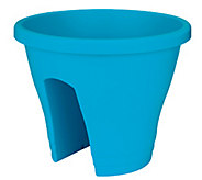 Exaco Set of 2 Bridge Planter Pots - M109048
