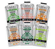 Bibo Barmaid Cocktail Pouches Variety Pack - 12 Count - M116648