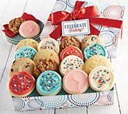 Cheryls Americana Cookie Box - 18 Cookies - M117148