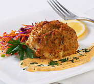 Ships 11/9 Great Gourmet (8) 8 oz. Colossal Crab Cakes - M48748