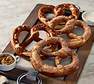 Prop and Peller (18) 5 oz. Bavarian Craft Pretzels - M52048